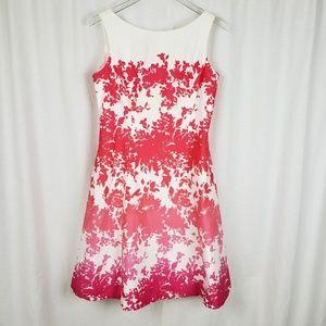 Pendleton Petite Floral Ombre Dress